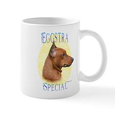 Eggstra Special German Pinscher Mug