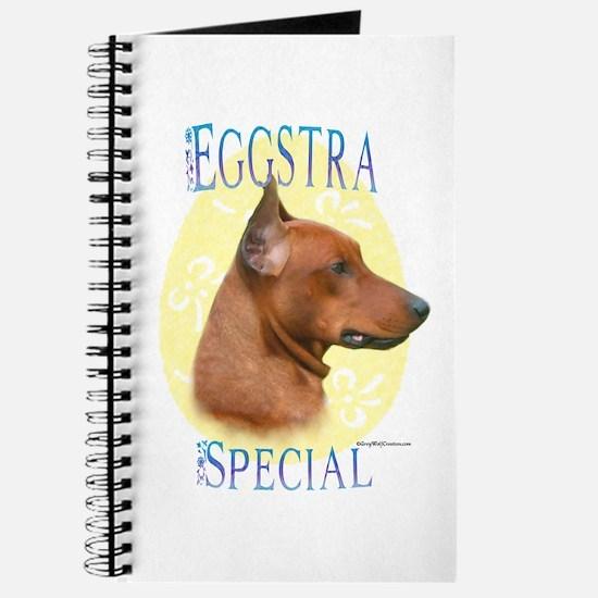 Eggstra Special German Pinscher Journal