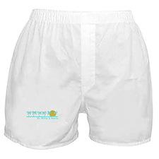 St. Kitts & Nevis Boxer Shorts