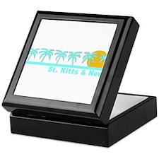 St. Kitts & Nevis Keepsake Box