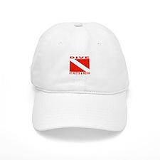Dive St. Kitts & Nevis Baseball Cap