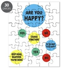 Are You Happy? Puzzle