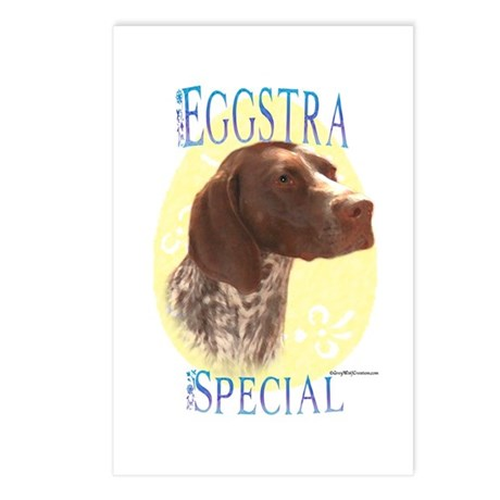 Eggstra Special GSP Postcards (Package of 8)