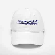 St. Kitts & Nevis Baseball Baseball Cap
