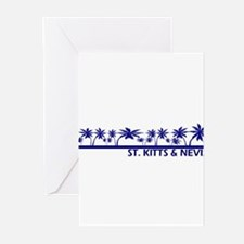 St. Kitts & Nevis Greeting Cards (Pk of 10)