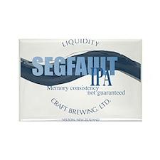 Segfault IPA Rectangle Magnet
