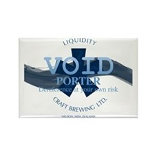 Void Porter Rectangle Magnet