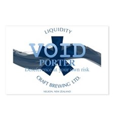 Void Porter Postcards (Package of 8)