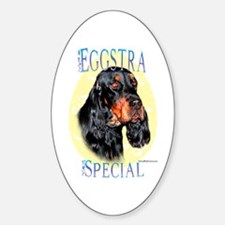 Eggstra Special Gordon Oval Decal
