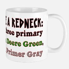 Redneck Colors Mug