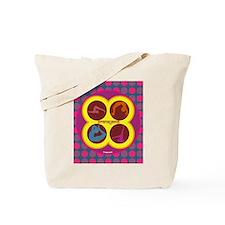 Pranayama Yoga Tote Bag