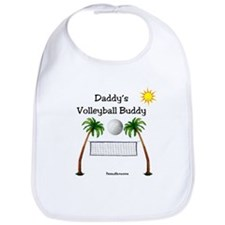 Daddy's Volleyball Buddy Bib