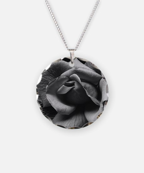 Ansel Adams Rose And Driftwo Necklace