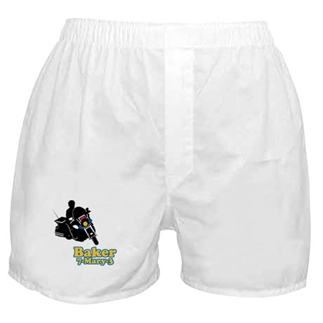 CHiPS Jon Boxer Shorts