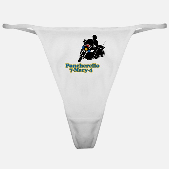 CHiPS Frank Classic Thong