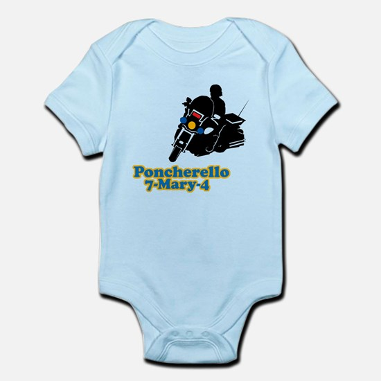 CHiPS Frank Infant Bodysuit