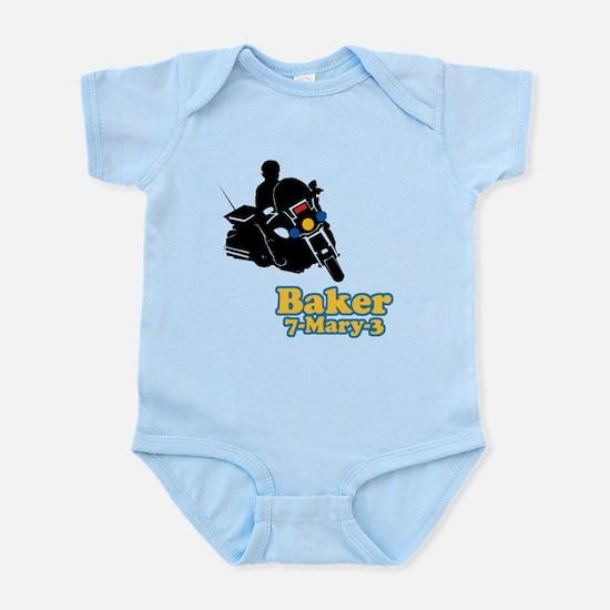 CHiPS Jon Infant Bodysuit
