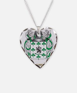 Gallagher Coat of Arms (Famil Necklace