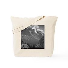 Ansel Adams Glacier National Park Tote Bag