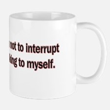 Don't Interrupt Mug