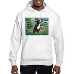 Bridge & Bernese Hooded Sweatshirt