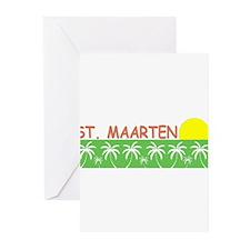 St. Maarten Greeting Cards (Pk of 10)