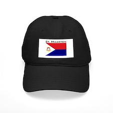 St. Maarten Flag Baseball Hat