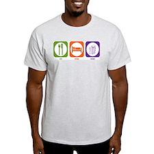 Eat Sleep Taxes T-Shirt
