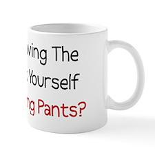 Senior Question Mug