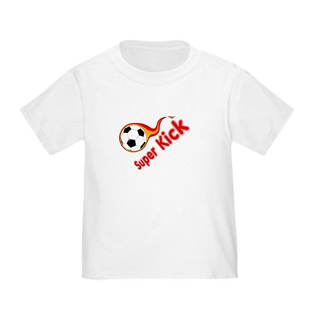 Super kick Toddler T-Shirt