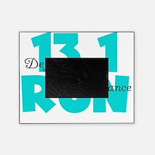 13.1 Run Aqua Picture Frame