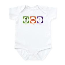 Eat Sleep Rehabilitation Infant Bodysuit
