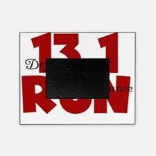 13.1 Run Red Picture Frame