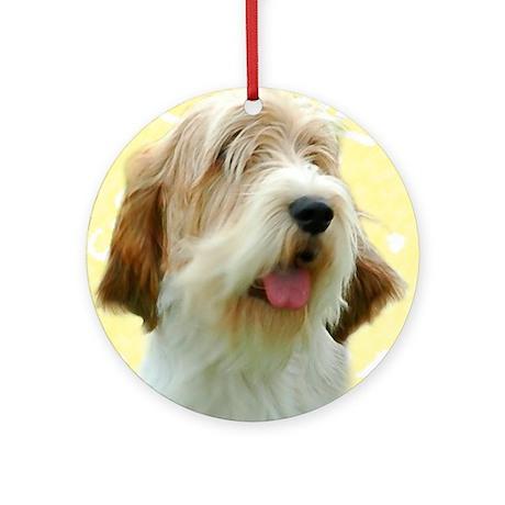 Eggstra Special PBGV Ornament (Round)
