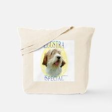 Eggstra Special PBGV Tote Bag