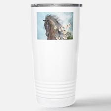 The Horse Stainless Steel Travel Mug