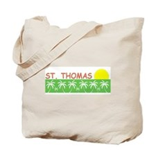 St. Thomas, USVI Tote Bag