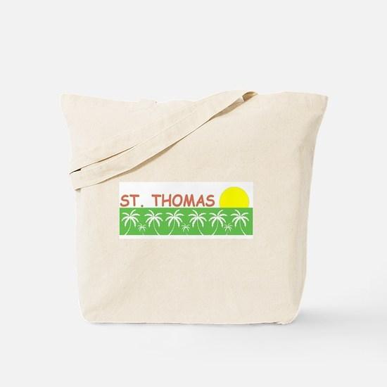St. Thomas, USVI Tote Bag