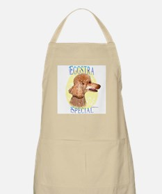 Eggstra Special Poodle BBQ Apron