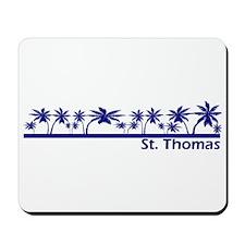 St. Thomas, USVI Mousepad