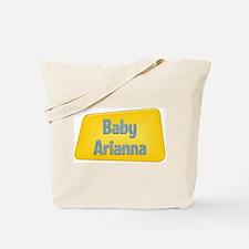 Baby Arianna Tote Bag