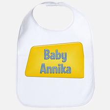 Baby Annika Bib