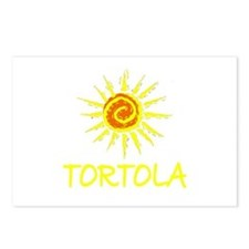 Tortola Postcards (Package of 8)