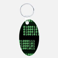 Binary code for GEEK Keychains