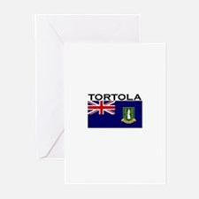 Tortola Greeting Cards (Pk of 10)