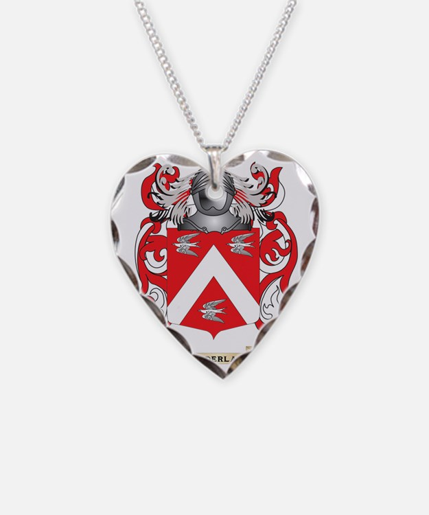 Gelderland Coat of Arms (Fami Necklace