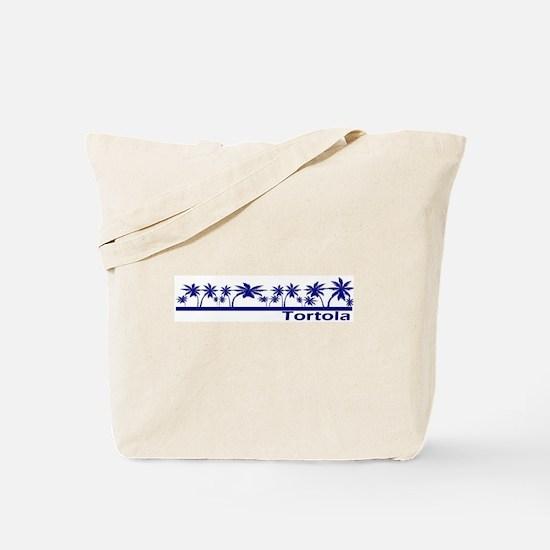 Tortola Tote Bag