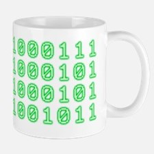 Binary code for GEEK Mug