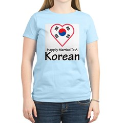 Happily Married Korean T-Shirt
