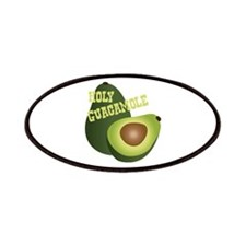 HOLY GUACAMOLE Patches